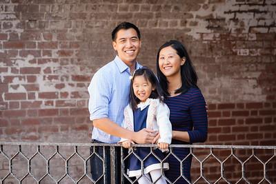 The Lim Family 2015