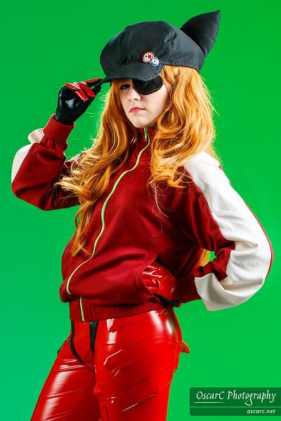 Asuka Langley (AngieRikku) from Evangelion