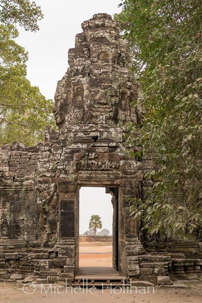 Banteay Kdei, Angkor Archealogical Park, Siem Reap, Cambodia