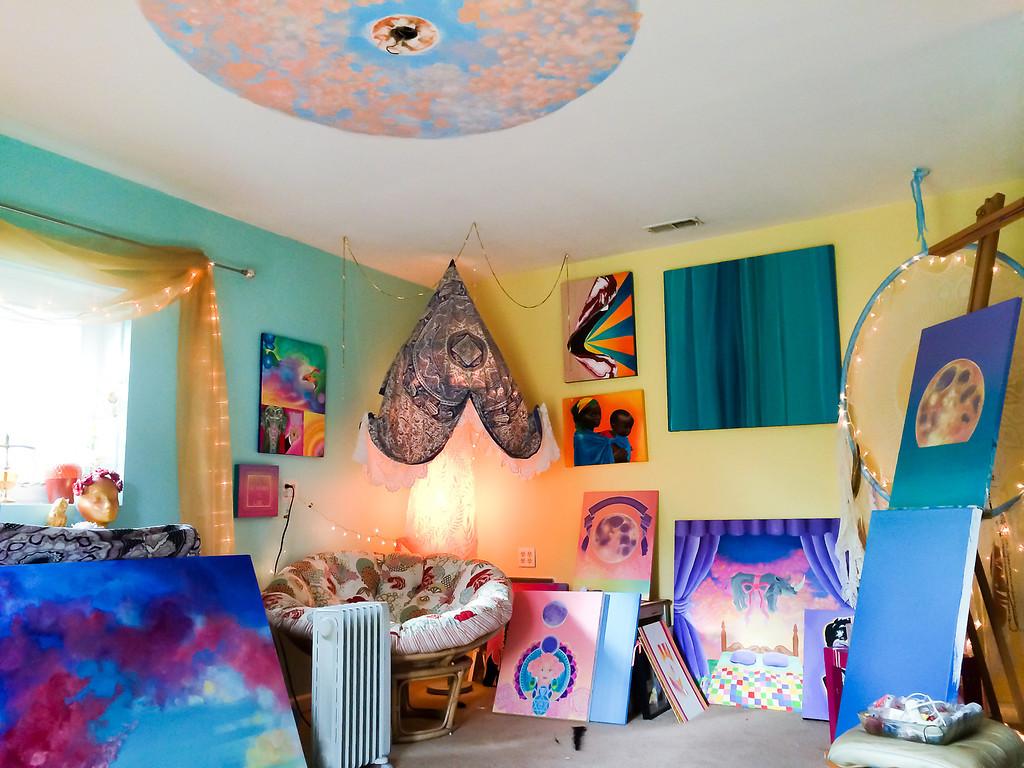 Melissa's Studio