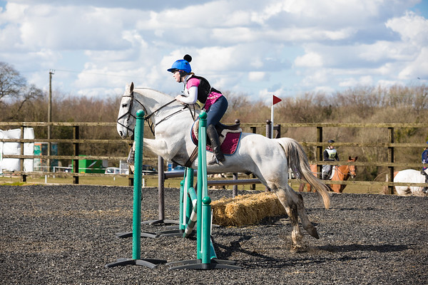 Arena Eventing - 25th March 2018