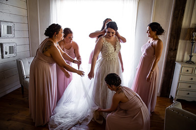 Bethany & Joshua | Wedding at Loblolly Rise