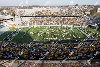 WVU vs Kansas - December 1, 2012 - Pregame