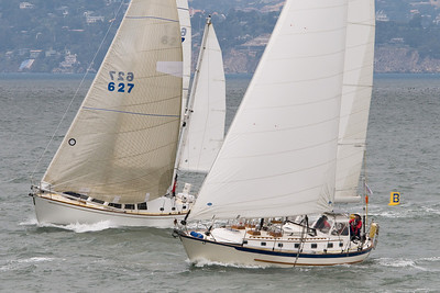 Pacific Cup Race to Hawaii