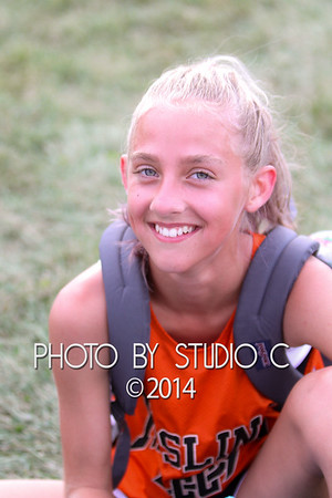 Samantha / Cross Country Track