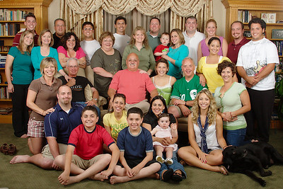 Wilhelm Family Portraits June 2008