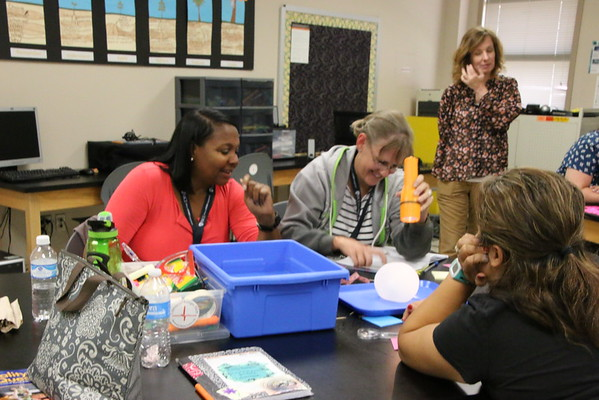 ConocoPhillips Rice Elementary Model STEM Labs (REMSL)