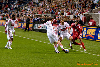 Mecz Chicago Fire v/s  Wisla
