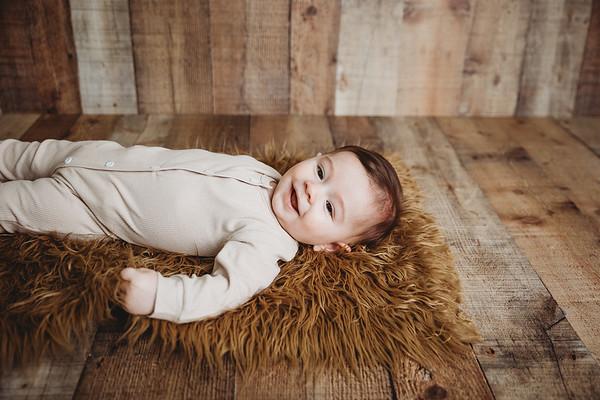 Isaac 6 month