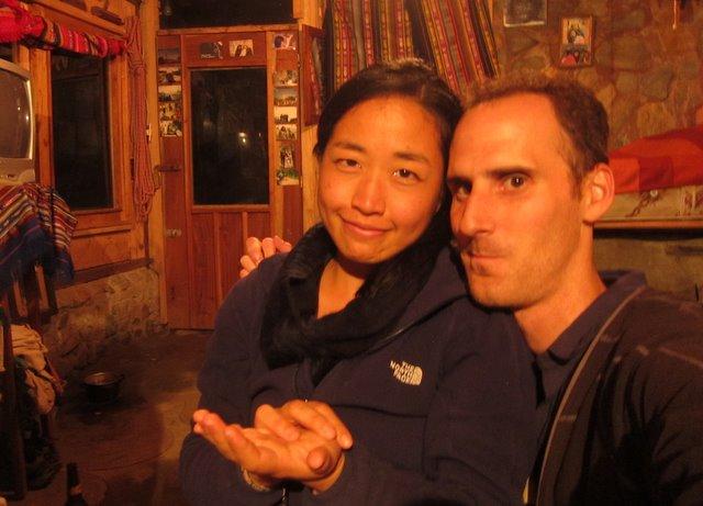 jack and jill travel, career break travel adventures in Ecuador