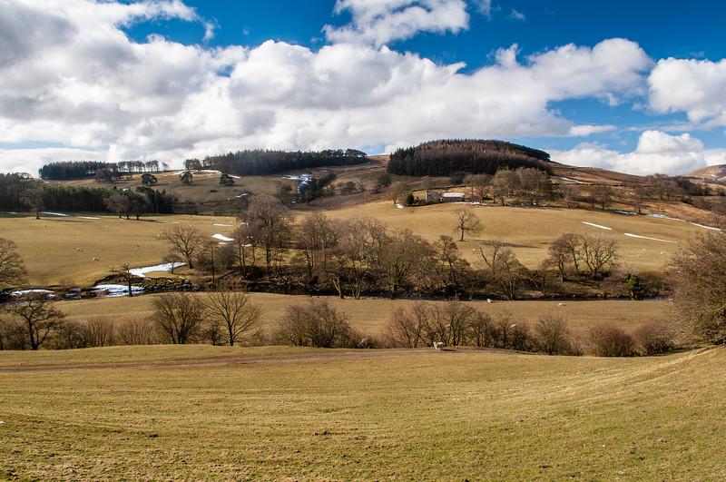 Hodder Valley in Bowland