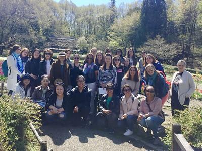PTA Cultural Trip to Gifu Satoyama Park