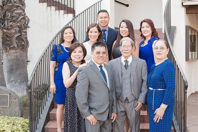 082115- Michelle Tran &  Family