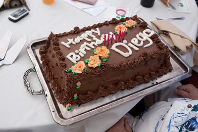 Diego's 80th Birthday