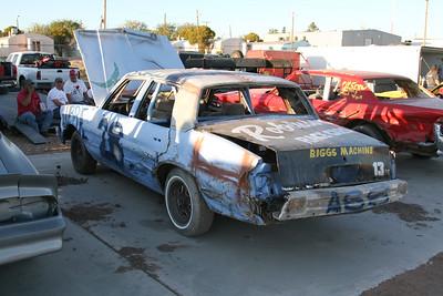 Southern NM Speedway - April, 2009