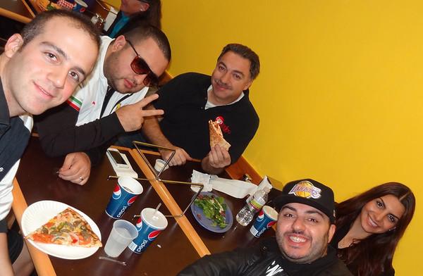 Pizza Night @Johnny's Pizza