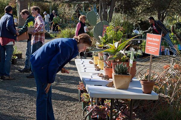 Spring Plant Sale 2012 (Photos by Marissa Rocke)