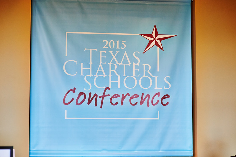 Texas Charter Schools Association Conference 2015