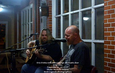 HYPERSONA ACOUSTIC GOLD LION TITUSVILLE, FL 10-26-17