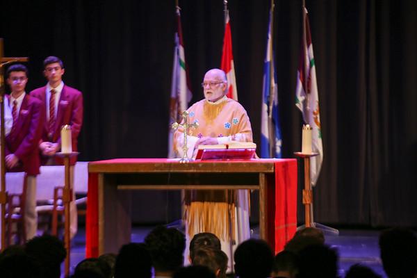 2019-10-18 Mass of Joseph Chiwatenhwa