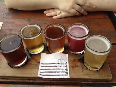 Block 15 Beer Sampler