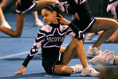 Full Force Cheerleading Competition