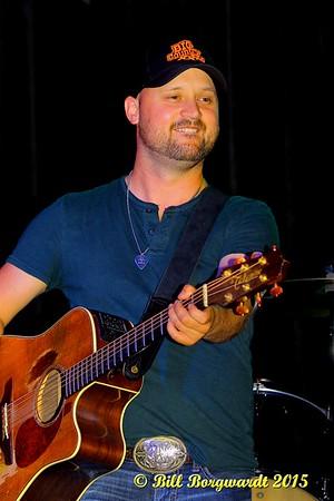 June 18, 2015 - Aaron Godvin at LB's Pub in St Albert
