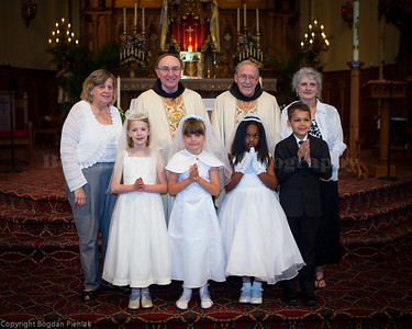 First Communion May 20 2012