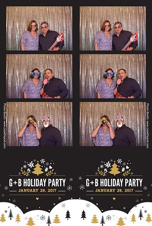 G + B Holiday Party