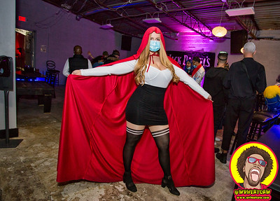 Jack Daniels Fire Halloween Party 2020 @ Backstreet at Large Multiplex