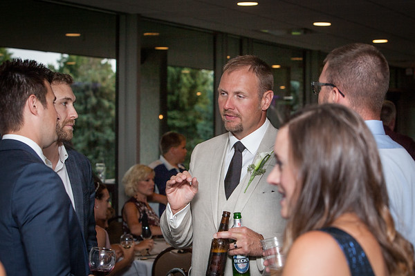 Pinter-Butler Wedding Reception