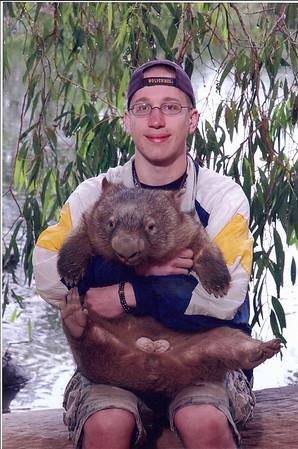 2007-03 Jeremy's Australia Trip