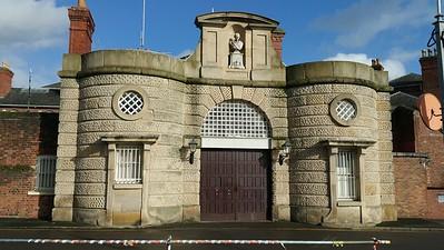 HM Prison Shrewsbury 2016