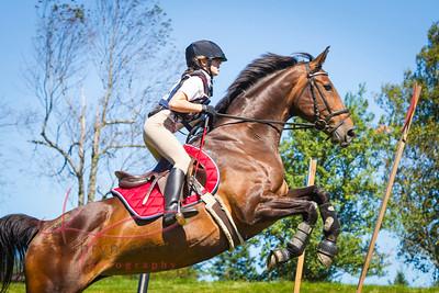 Brae Fearann Horse Trials 2013
