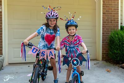 20210704 July 4th Bike Parade