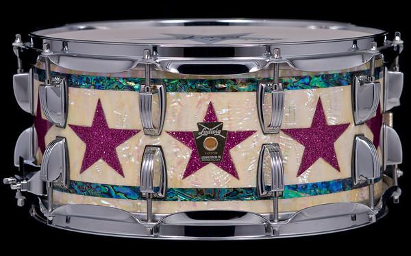 Ringo Starr C&C snare drum