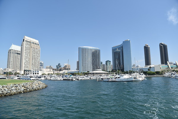 San Diego Bay Sept '18