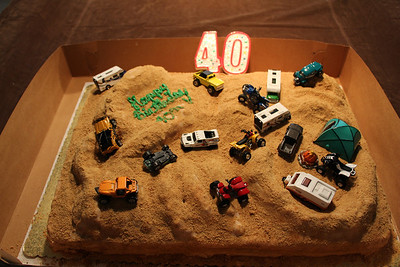 Davids 40th Birthday