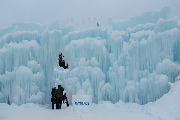 2021-2-6 Ice Castles Adventure