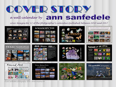 COVER STORY  wall calendar