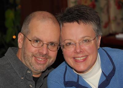 Ken Bishop and Alan Frye Retirement - March 2009