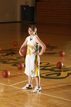 Melrose-Mindoro girl's basketball GBB1112
