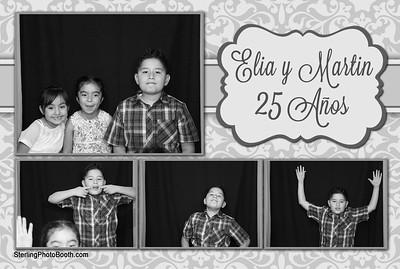 Elia y Martin 25 Anos