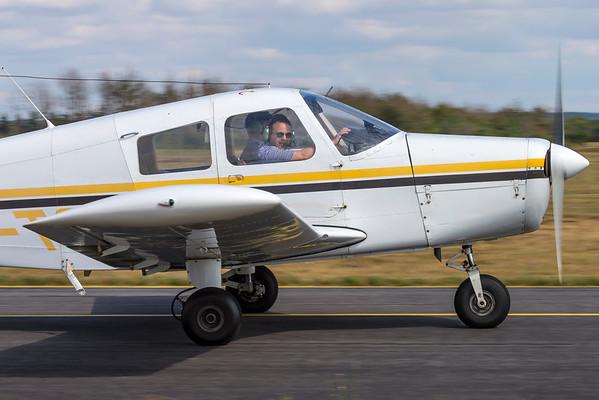 OY-TOI - Piper PA-28-140 Cruiser