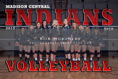 2017 MCHS Volleyball