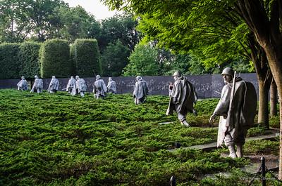 2012/08/04 Korean War Memorial