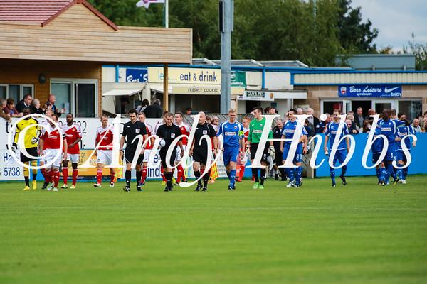 Nuneaton Town 2 - 0 Wrexham Sept 2013