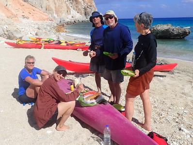 Oct 3 - Sulphur coast with Dave