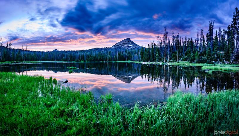 Crystal Lake - Uintas