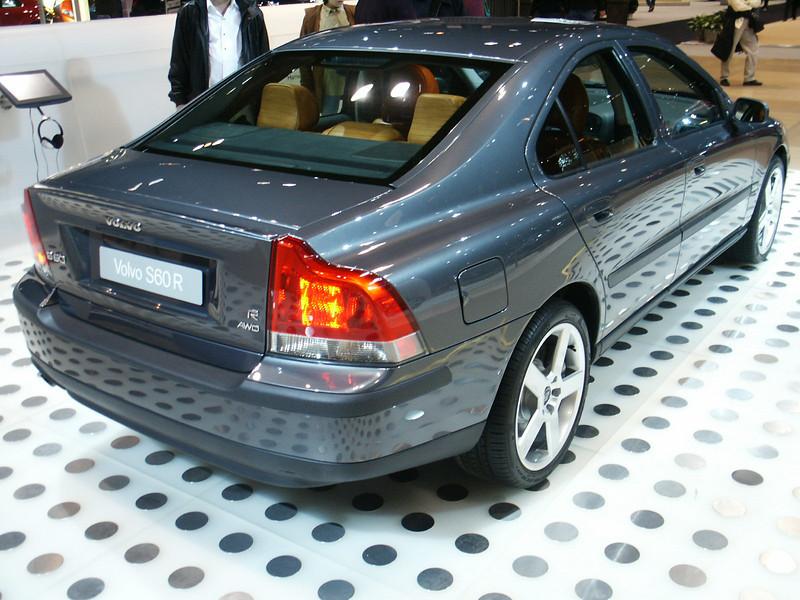 Volvo S60R